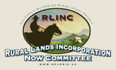 Information about Rural Lands Incorporation Now Committee